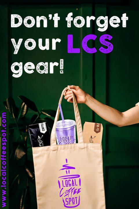 LCS- Gear