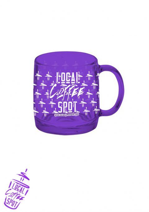 LCS Purple Mug